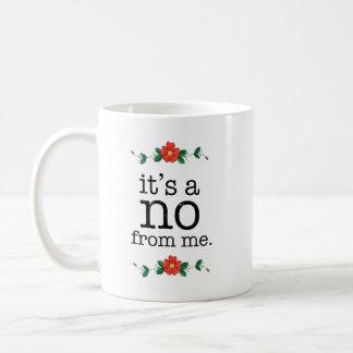 Tasse drôle sarcastique de citation de la tasse de