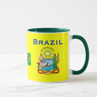 Tasse du Bahia, Brésil/Caneca DA Bahia