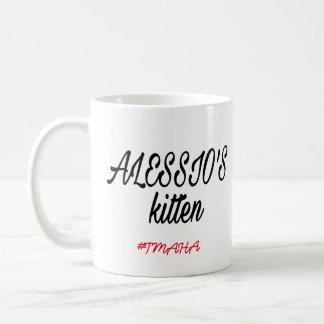 Tasse du chaton d'Alessio