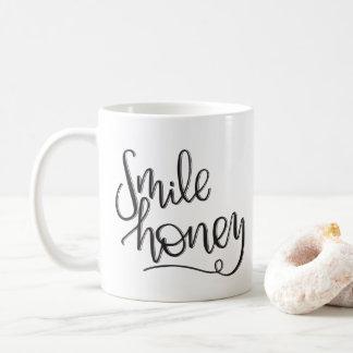 Tasse du miel | de sourire