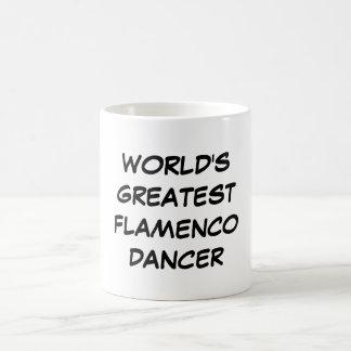 "Tasse du plus grand ""danseur du flamenco du monde"""