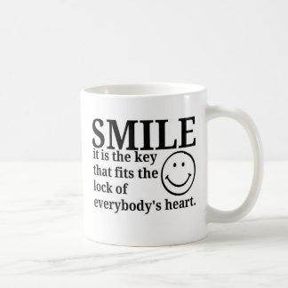Tasse du sourire 1