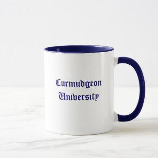 Tasse d'université d'avare
