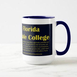 Tasse d'université de bible de la Floride