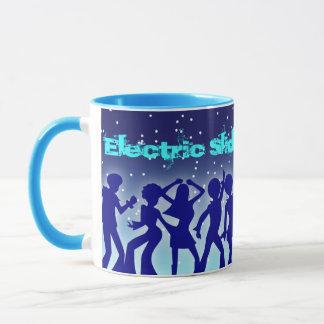 Tasse électrique de glissière