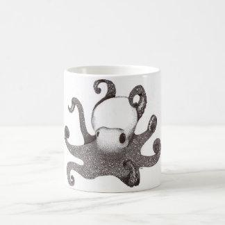 Tasse en céramique de poulpe