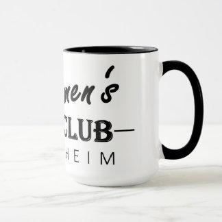 """Tasse enorme """"Kirchheim """" du club des messieurs"""