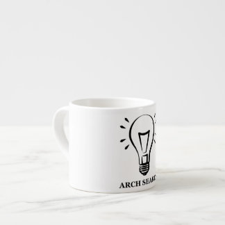 Tasse Expresso Canette J'exprime Arch Search
