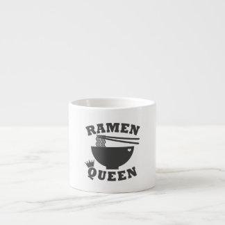 Tasse Expresso Reine de Ramen