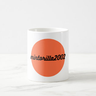 Tasse faite sur commande avec le logo de canal