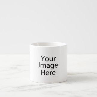 Tasse faite sur commande de café express tasses expresso