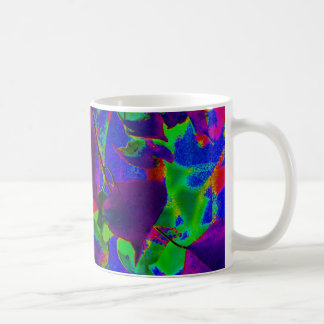 tasse feuillue