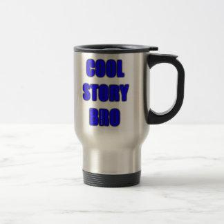 Tasse fraîche de Bro d'histoire