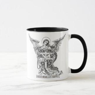 Tasse franciscaine de logo