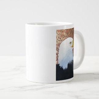 Tasse Géante Eagle chauve
