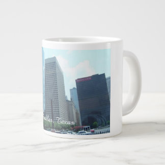 Tasse Géante Paysage de Dallas le Texas