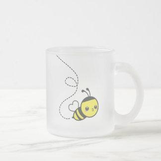 Tasse Givré Abeille de miel