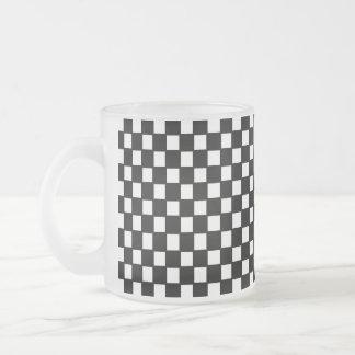 Tasse Givré contrôleur noir et blanc
