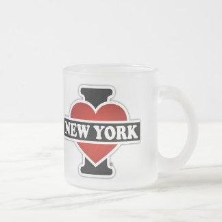 Tasse Givré I coeur New York