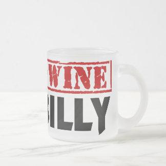Tasse Givré Montagnard de vin de la GEN U