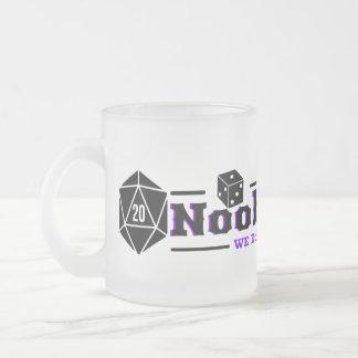 Tasse Givré P.R. 1 de guilde de Noobs