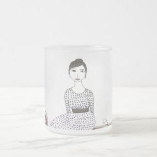 Tasse Givré Pique-nique de Jane Austen