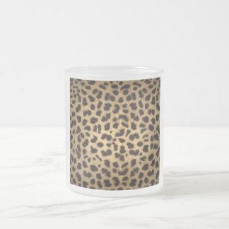 Tasse Givré Poster de animal de Jaguar