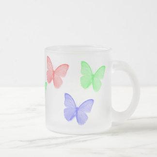Tasse Givré RVB Buttefly