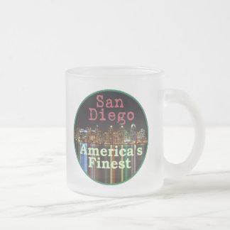 Tasse Givré San Diego