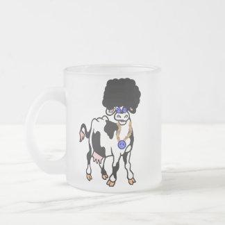 Tasse Givré Vache à Afro