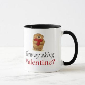 Tasse - Ikaw Valentine aking ay ?