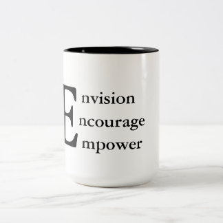 Tasse inspirée et de motivation