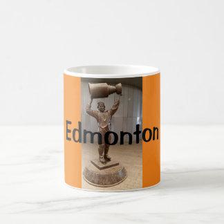 Tasse laide Edmonton de souvenir