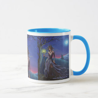 Tasse maléfique de conte de fées de tasse de