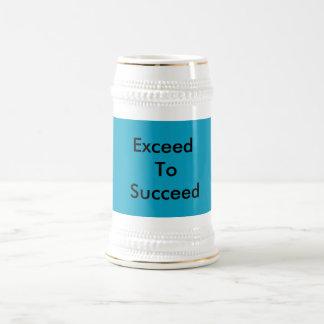 tasse mignonne avec le message de inspiration