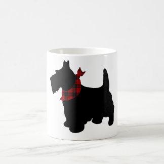 Tasse Morphing de chien de Scottie