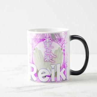 Tasse Morphing magique puissante de Reiki