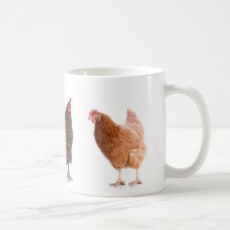 Tasse officielle de poulet d'ACSS