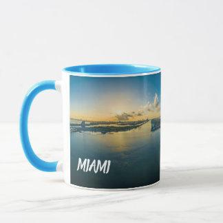 Tasse panoramique de Miami