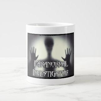 Tasse paranormale d'éléphant de fantôme