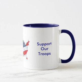 Tasse patriotique
