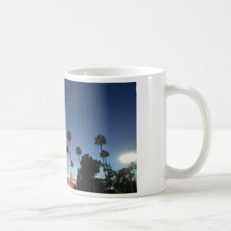 Tasse personnalisée de coucher du soleil