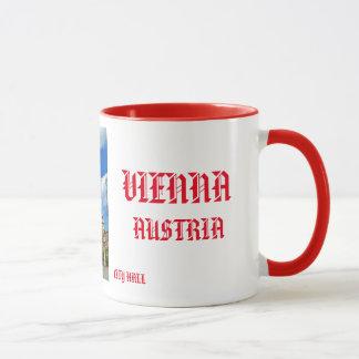Tasse pittoresque de Vienne Autriche