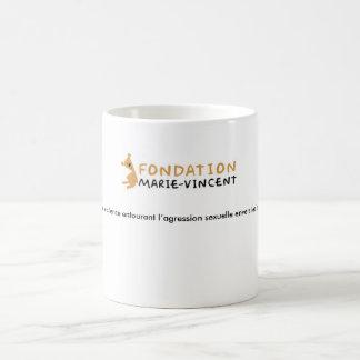 Tasse pour la Fondation Marie-Vincent