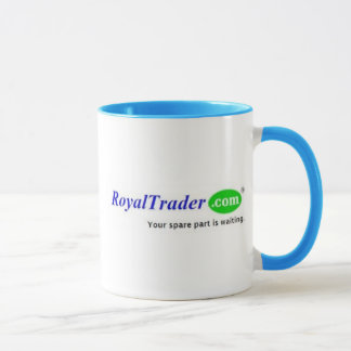 Tasse royale de commerçant
