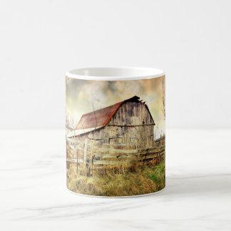 Tasse rustique de la grange 2