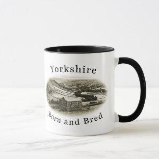 Tasse soutenue et multipliée de Yorkshire