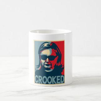 Tasse TORDUE d'Anti-Hillary Clinton