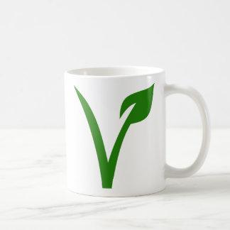 Tasse végétalienne