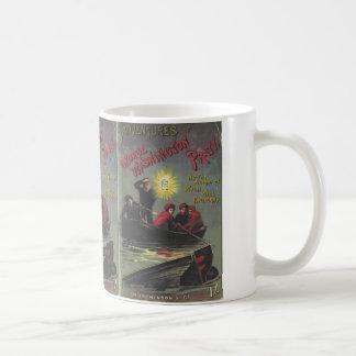 """Tasse vintage """"George Washington Pratt """" d'art"""